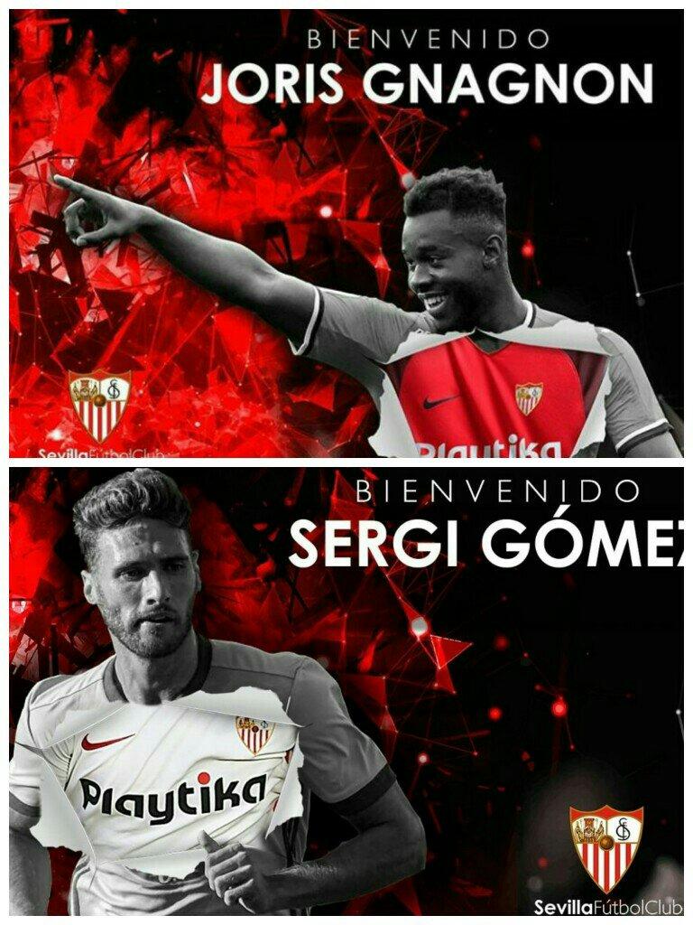 Camiseta Sevilla FC Gnagnon