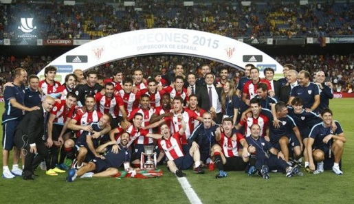 Athletic supercopa