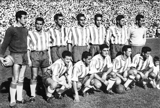 Resultado de imagen de GRANADA CF 1950
